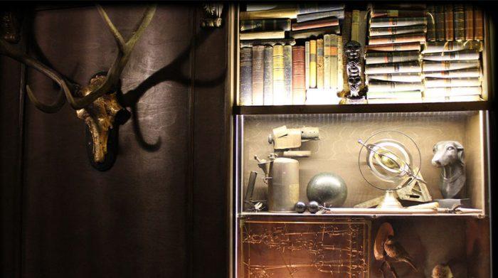 Deko oder Hinweis? Das gilt es im Escape Room herauszufinden. © EscapeDiem