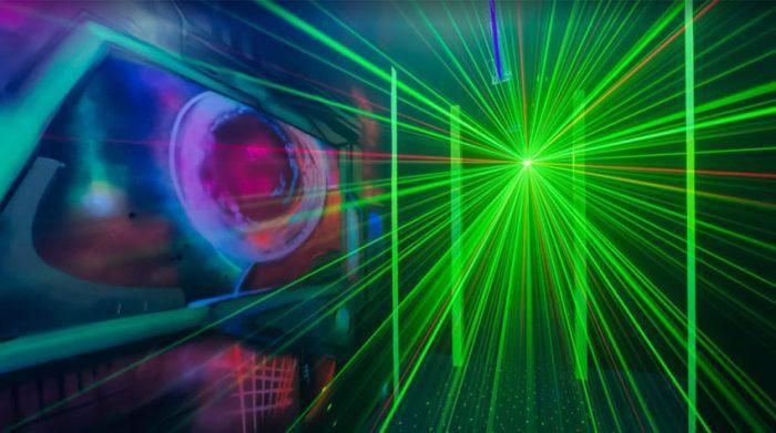 Ein tolles Teamevent: Habt ihr schon mal Lasertag gespielt?