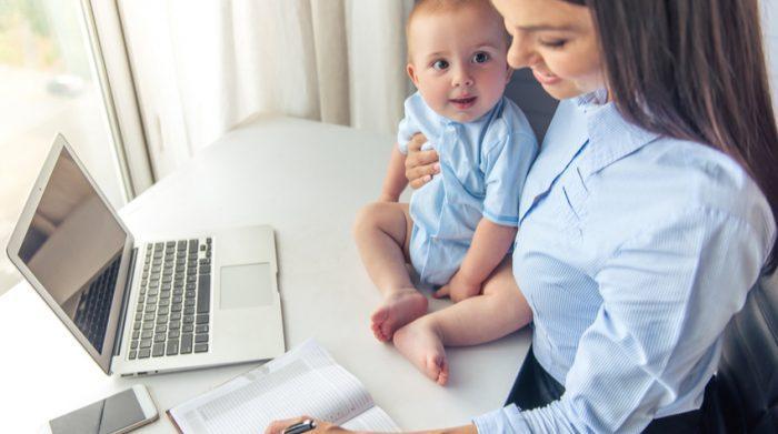 Wenn das Kind den Kindergarten besucht, können die Eltern sich stundenweise ihrem Job widmen. © Shutterstock, George Rudy